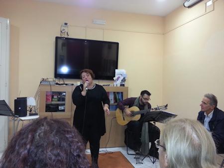 Viviana Cangiano e Serena Pisa in concerto.
